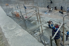 9-HLC-Canal-Acqueduct-Left-Side-side-wall-at-Km.24.800-shotcrete-work