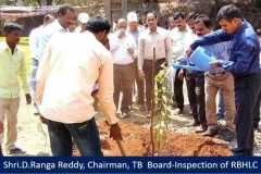 rsz_shridranga_reddy_chairman_tb__board_plantation_at_gundalakere