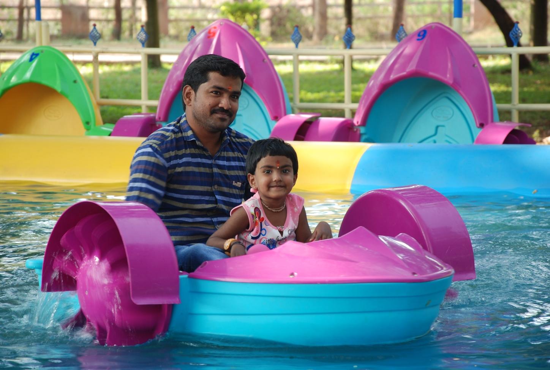 Kiddy Boating 4