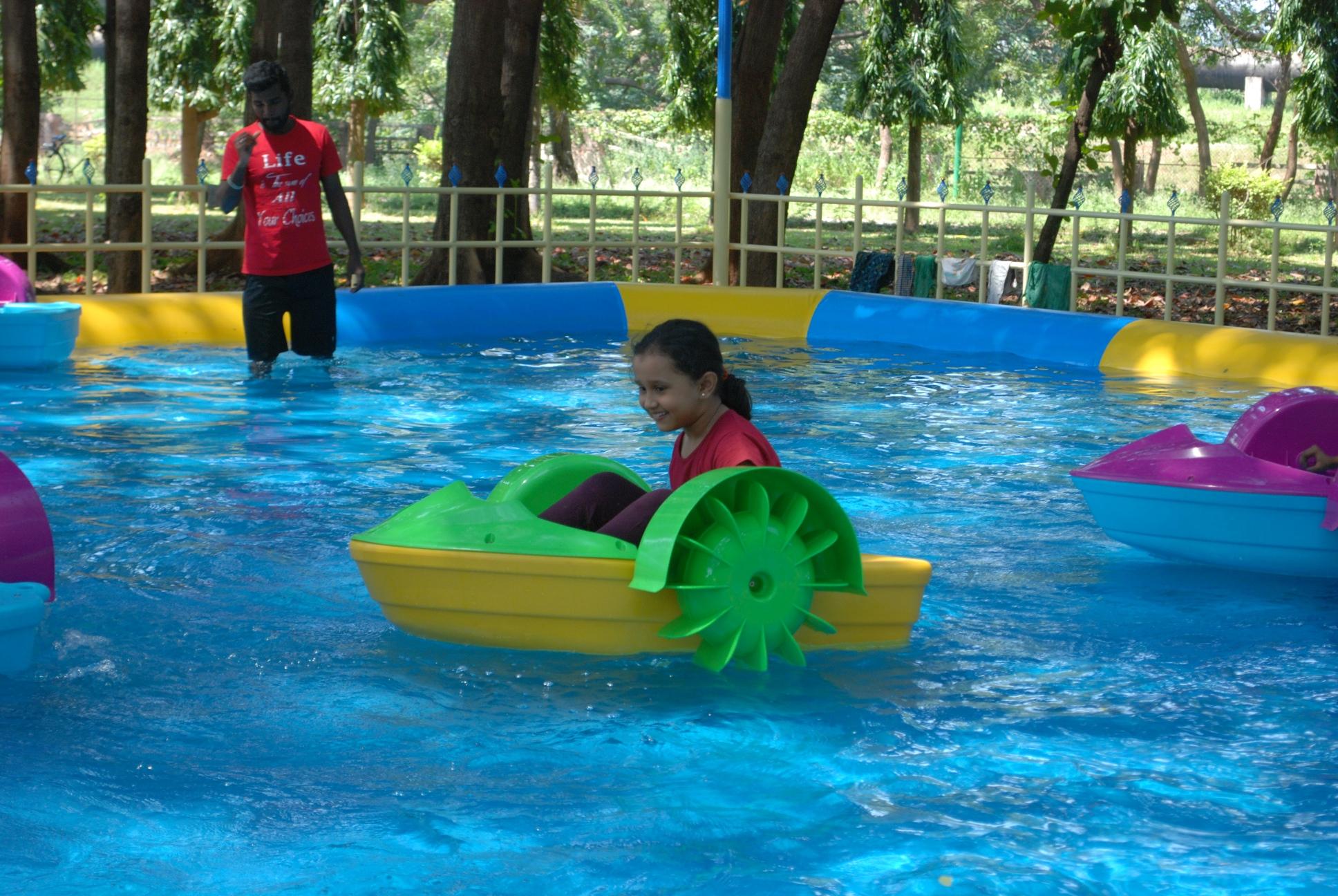 Kiddy Boating 7