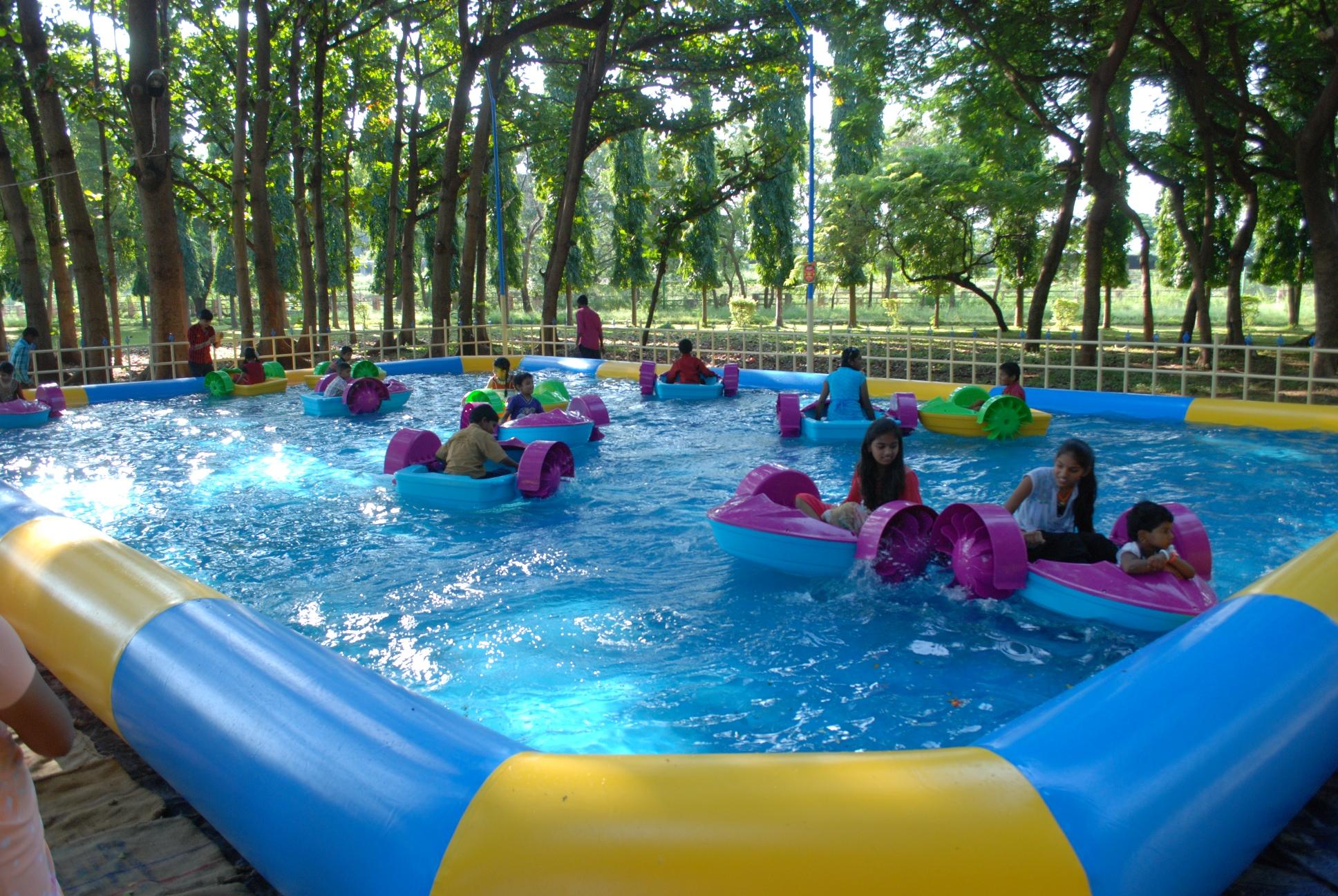 Kiddy Boating - TBDAM Park