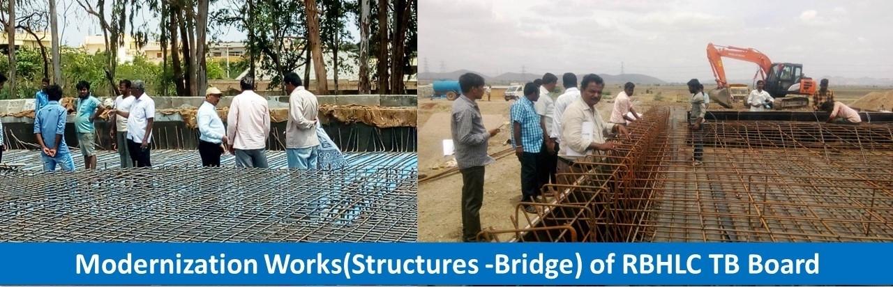 Modernization Works(Structures -Bridge) of RBHLC TB Board